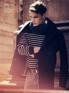 Men's street style  Simon Lohmeyer @ GQ Magazine