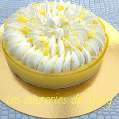 les sucreries de Yory: Cheesecake Limoncello