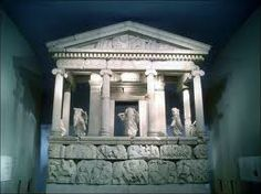 This is a Greek temple that was situated near Ephesus and was towed all the way to the British Museum by ship. Elgin Marbles, Ephesus, British Museum, Gazebo, Temple, Greek, Outdoor Structures, Ship, Kiosk