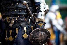 https://flic.kr/p/rYHXhM | Die Tschechen / The Czech | Ritterkampf / Battle of Knights - Showkampftruppe aus Tschechien auf dem Mittelalterlichen Spektakel in Mainz-Kastel