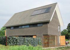 Woning 02 Pannenschuur buiten >> Van der Wiel architectuur BNA Oisterwijk