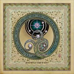 Celtic Blessings 2016 wall calendar features illuminations by Michael Green. Click through to see the most recent edition!
