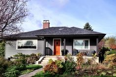 Nice 50s era bungalow Reno in Victoria BC