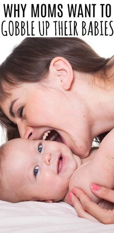 Do you always say you want to eat your baby with a spoon or gobble him up? Have you ever said, I could eat you up!? There is a scientific reason for it. Here\'s the reason. #momlife #motherhood #science #mother #mom #parenting #parenthood