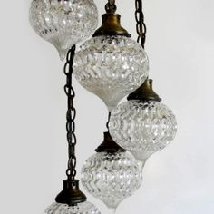 Boho decorating; Vintage Light Fixture, SOLD!