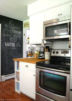 My Favorite Room in the House - Our Kitchen!
