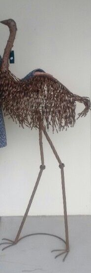 Emu sculpture, Australia