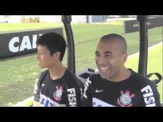 ZIZAO aprendeu novas palavras!  Corinthians Campeão Paulista de 2013
