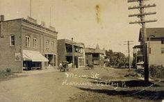 Kibbe's Store, Harrison Valley, PA