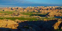Badlands NP, S. Dakota