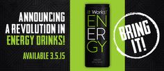 Synergy It Works/Wraps 15 minutes ago http://www.youtube.com/watch?v=OkHa62pSdkQ&sns=em  Soo excited hope we don't have to wait, had to share again! If only. Gould get the video to link..