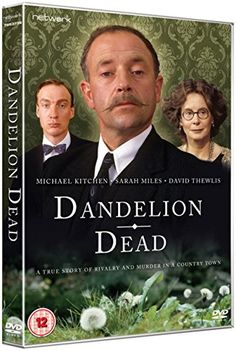 Dandelion Dead: The Complete Series [DVD] Network Period Drama Movies, Period Dramas, Tv Series To Watch, Movies To Watch, Movies Showing, Movies And Tv Shows, Best Television Series, Netflix, Detective