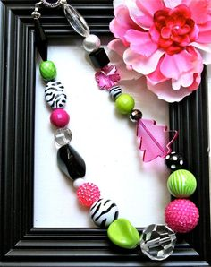 cute necklace to make