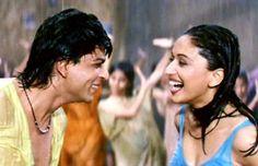 Shahrukh Khan and Madhuri Dixit - Dil To Pagal Hai (1997)