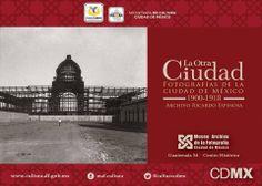 Visita la exposición 'La Otra Ciudad, fotografías de la Ciudad de México. 1900-1918'  #AgendaTheShops
