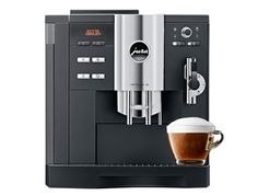 Jura Impressa S9 Classic Black One Touch Espresso Coffee Machine - http://teacoffeestore.com/jura-impressa-s9-classic-black-one-touch-espresso-coffee-machine/