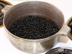 How to Cook Black Beans From Scratch the Easy Way - NO soaking!