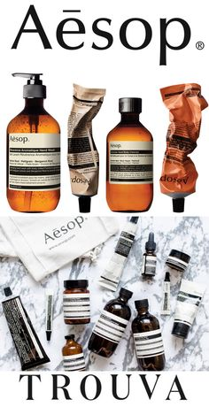 Shop the Aesop range at Trouva. You won't find Aesop cheaper anywhere else. Get 7% off your first order with code: 7foryou