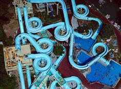Waterpark, Paignton, Devon by Jason Hawkes