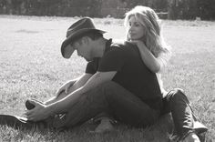 Faith Hill and Tim McGraw Dish On Their Favorite Scents, Foods, and Beauty Products!: Girls in the Beauty Department
