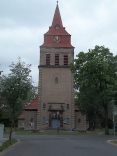 Taborkirche - Wilhelmshagen