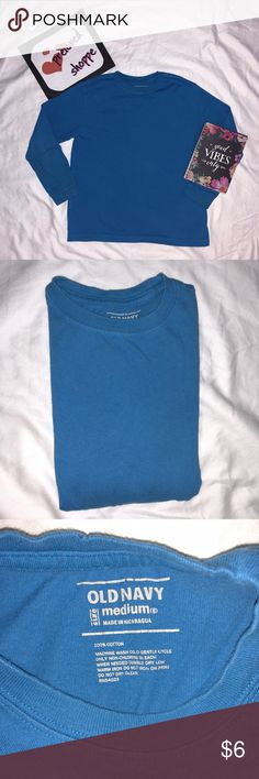 long sleeve shirt 🐾 very nice vguc no flaws  measurement in inches length : 20 width : 15 sleeve length : 13  pls. note that colors may vary due to lighting and photography    check my listing and bundle to save . will give u a very good discount. Old Navy Shirts & Tops Tees - Long Sleeve