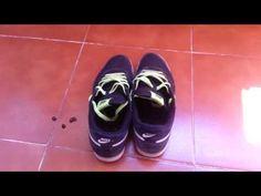 Cómo eliminar el olor de las zapatillas de deporte | facilisimo.com - YouTube