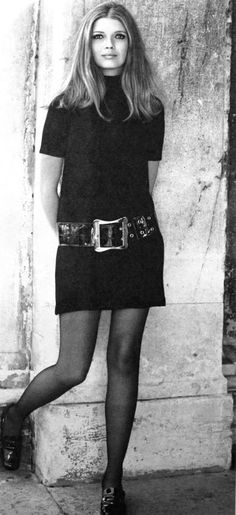 Brigitte (Germany) December 1969, photo Charlotte March