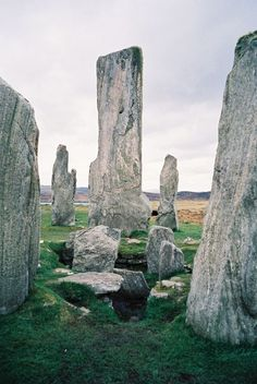 "tomasorban: "" Callanish Stone Circle, Isle of Lewis, Scotland. Stonehenge, Outlander, Places To Travel, Places To See, England And Scotland, Ancient Ruins, Scotland Travel, Connemara, British Isles"