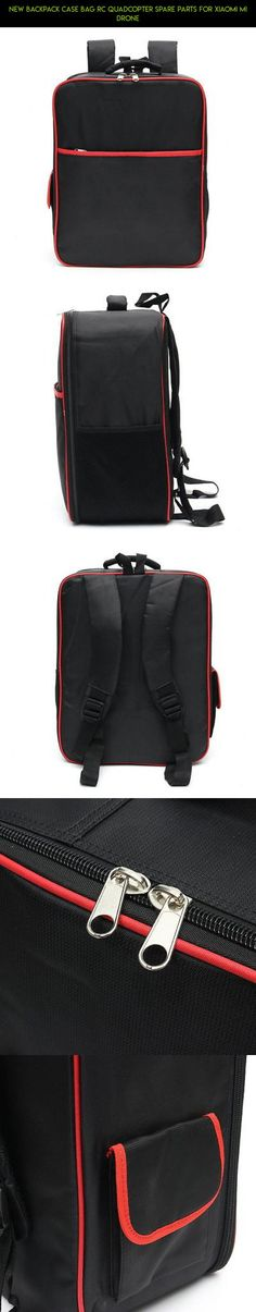 New Backpack Case Bag RC Quadcopter Spare Parts For Xiaomi Mi Drone #drone #mi #drone #tech #shopping #products #gadgets #camera #parts #racing #kit #fpv #xiaomi #plans #technology #bag