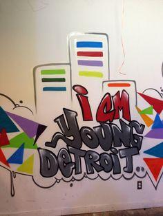 I Am Young Detroit