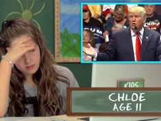 Watching kids react to Donald Trump is everything you hoped it would be