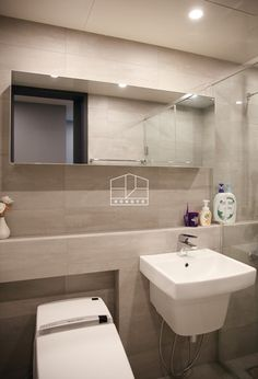 Bad Inspiration, Bathroom Inspiration, Interior Architecture, Interior And Exterior, Interior Design, New Toilet, Bathtub, House Design, Mirror