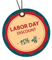 Labor Day deal – Avail 15% Off On All Mailing Lists