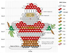 Smocking with Gwen: Christmas is for Sharing.....Santa Design and Graphs