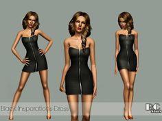 BlackCat Tsr's Black-Insperations-Dress