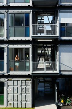 Shipping Containers container architecture cargotecture Container house