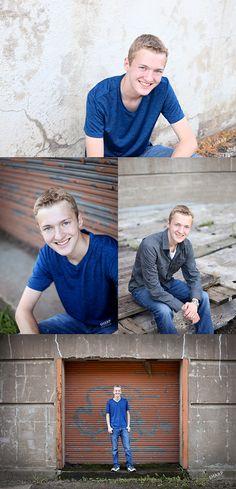 Senior boys photo shoot ideas from Sharp Photo & Portrait Eau Claire, WI. Phoenix Park Eau Claire, Wisconsin