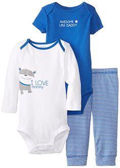Carter's Baby Boys' 3 Pc Turn Me Around Set - Blue Dog - 9 Months Carter's http://www.amazon.com/dp/B00CQ4E0PY/ref=cm_sw_r_pi_dp_AXDoub04BTGRR