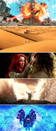 Aquaman (2018) dir. James Wan.
