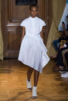Cat in a wardrobe: Vogue 9186 Asymmetrical Drape Dress