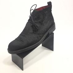 Versace Couture Men's Black Desert Boots Chukka Fur 11 / 44 Made in Italy Vibram   Clothing, Shoes & Accessories, Men's Shoes, Boots   eBay!