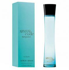 023f78c0e5ec5 Giorgio Armani - Code Turquoise EDT Eau De Toilette 75 Ml Perfume Fragrance