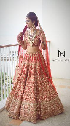 Outfit: Sabyasachi | MUA & : Natasha Moor