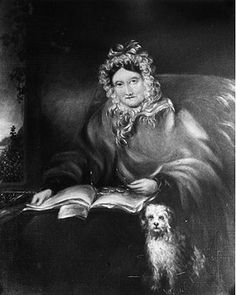 Dorothy Wordsworth, writer and sister of the poet Wiliam Wordsworth.