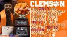 Clemson=God's Country