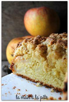 Gâteau allemand aux pommes                                                                                                                                                                                 Plus