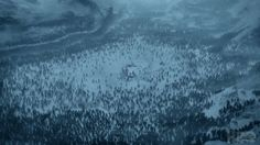 crowd simulation game of thrones