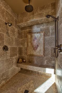 Mediterranean Bathroom Design Ideas, Pictures, Remodel and Decor