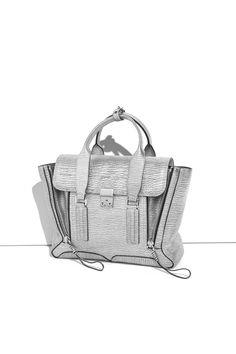 DESIGNER CLOTHING   3.1 PHILLIP LIM Womens Designer Bags, Workwear Fashion, Designer Clothing, Minimal Fashion, Phillip Lim, Leather Bag, Work Wear, Carry On, Minimalism